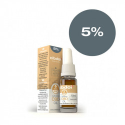 Huile CBD 5 % Authentic -...
