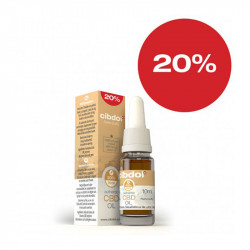 Huile CBD 20 % Authentic -...
