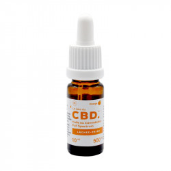 Huile CBD Orange 10% - Le...